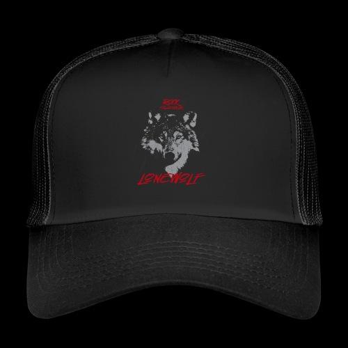Einsamer Wolf - Trucker Cap