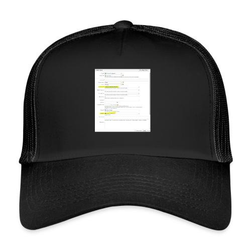 IMG_20112014_164024 - Trucker Cap