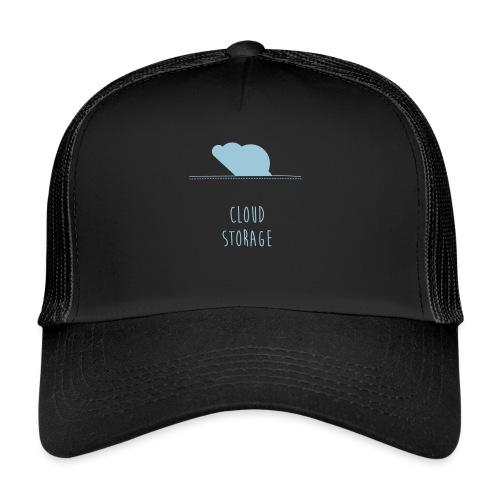 Cloud Storage - Trucker Cap
