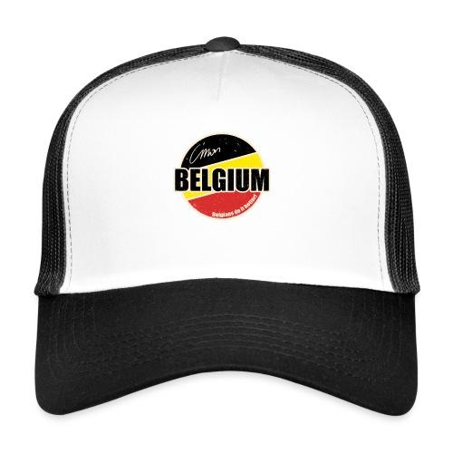 Cmon Belgium - Trucker Cap