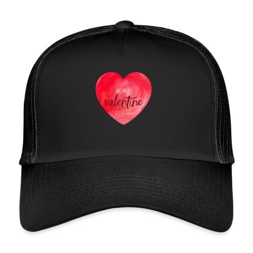 Cœur st.valentin - Trucker Cap