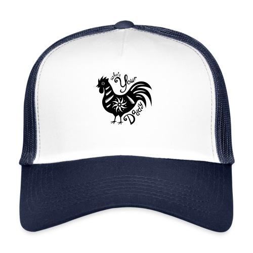 Cock Daddy - Trucker Cap
