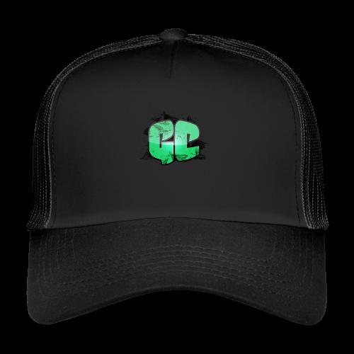 Vandflaske - GC Logo - Trucker Cap