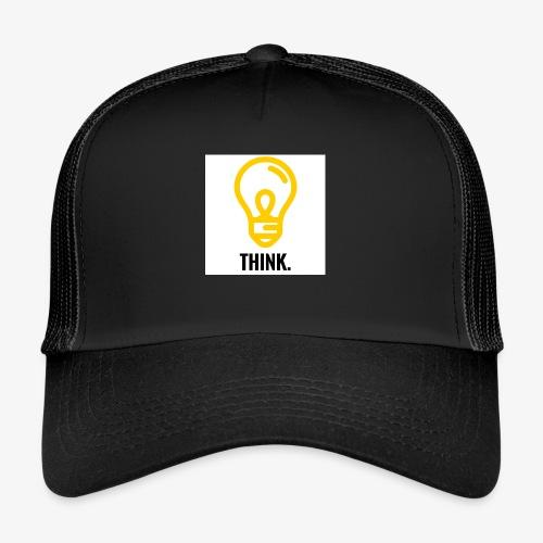 THINK - Trucker Cap