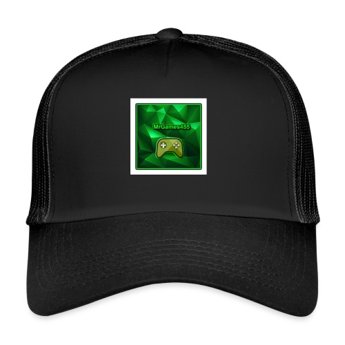 MrGames455 - Trucker Cap