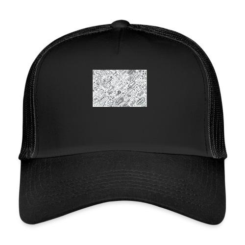 Doodle - Trucker Cap