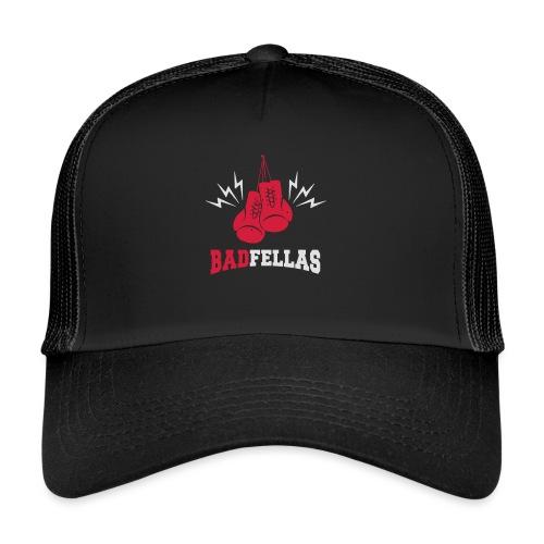 badfella_boxing_retro_003 - Trucker Cap