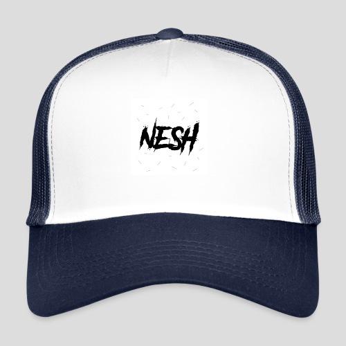 Nesh Logo - Trucker Cap