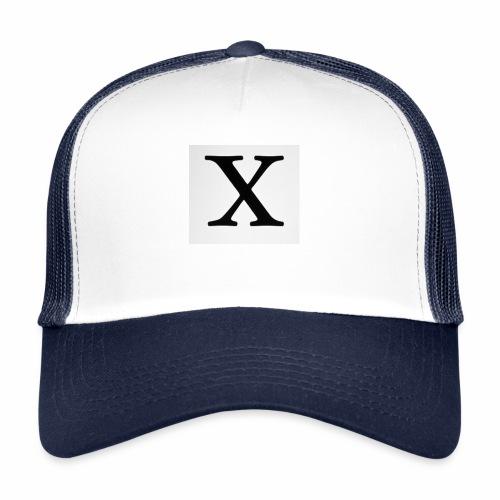 THE X - Trucker Cap