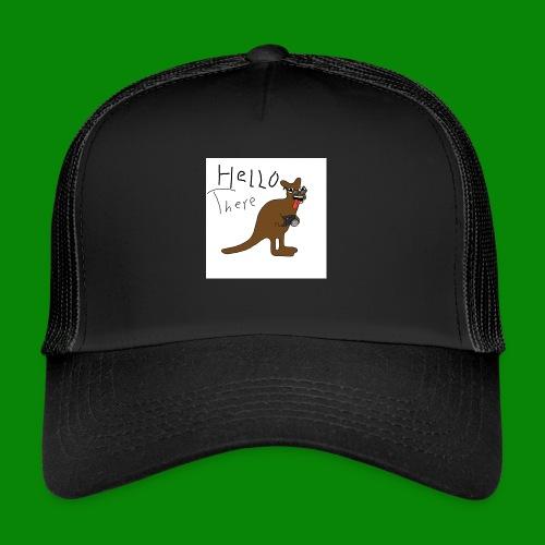 saltyfaggot hello - Trucker Cap