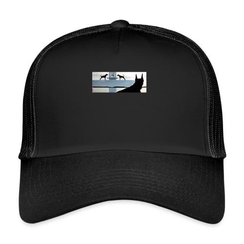 FBtausta - Trucker Cap