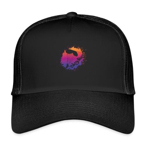 Skydive Watercolor - Trucker Cap