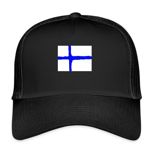 FinishFlag Caps - Trucker Cap