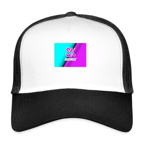 Sk Shirt - Trucker Cap