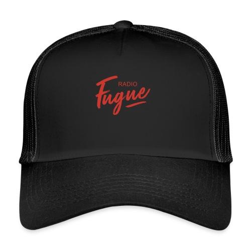 Radio Fugue Red - Trucker Cap