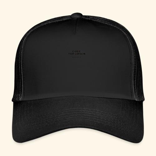 choose username - Trucker Cap
