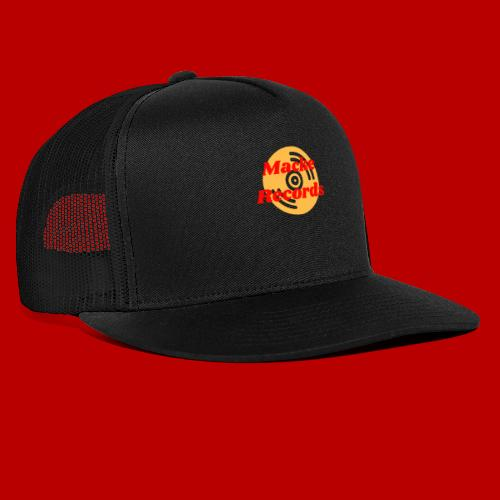 mackerecords merch - Trucker Cap
