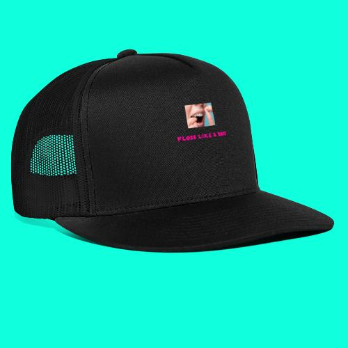 FLOSS LIKE A BOSS - Trucker Cap