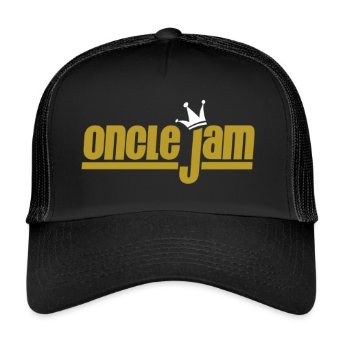 Oncle Jam horizontal or - Trucker Cap
