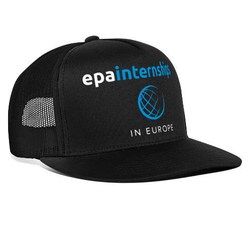 EPA Logo White - Trucker Cap