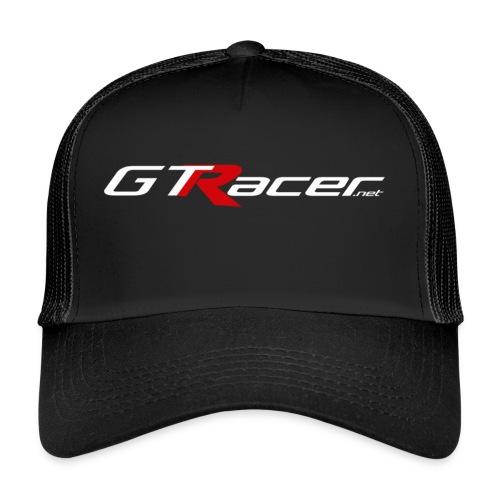 gtr stickertrans - Trucker Cap