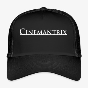 Cinemantrix - Trucker Cap
