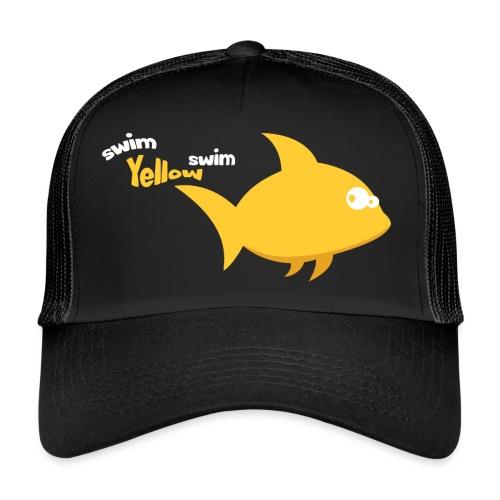 Yellow - Trucker Cap
