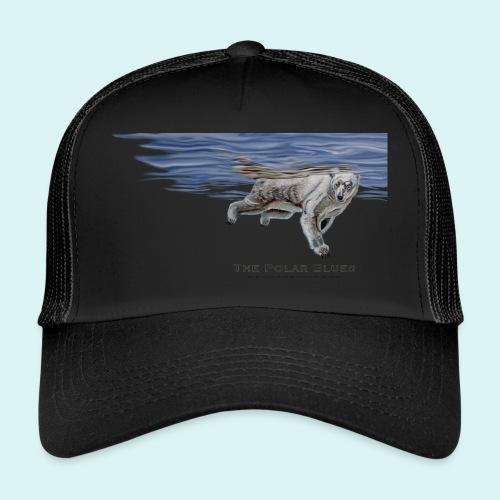 Polar-Blues-SpSh - Trucker Cap