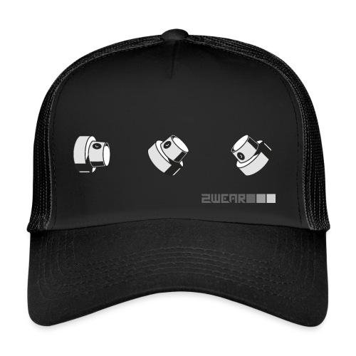 √ Fat Caps Street Flow - Trucker Cap