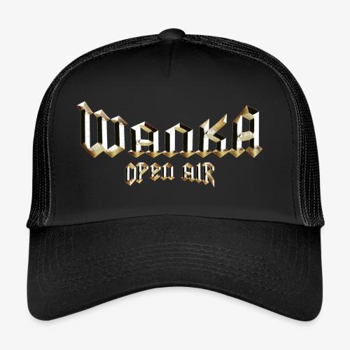 Logo Oficial Wanka Open Air - Gorra de camionero