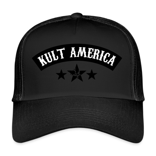 KA and star - Trucker Cap