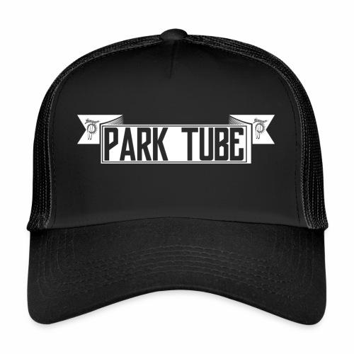 ParkTube Banner weiss - Trucker Cap