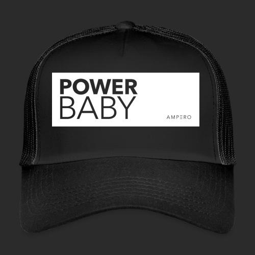 AMPERO Power Baby - Trucker Cap