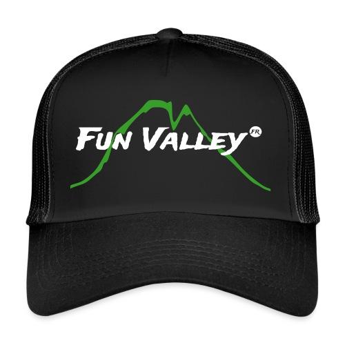 Logo Fun Valley margfun - Trucker Cap