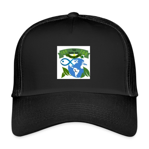 logo dumble baits - Trucker Cap