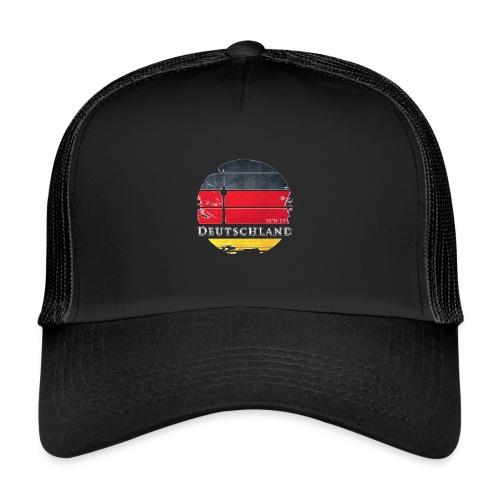 DEUTSCHLAND 2 - Trucker Cap