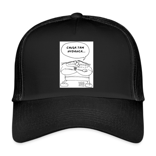 chuja tam wydawca - Trucker Cap