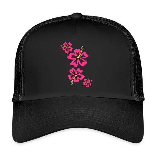 Hawaii Flower - Trucker Cap