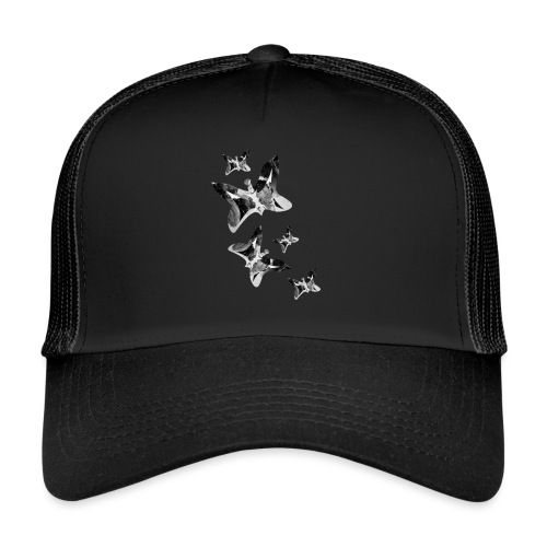 Schmetterlinge - Trucker Cap