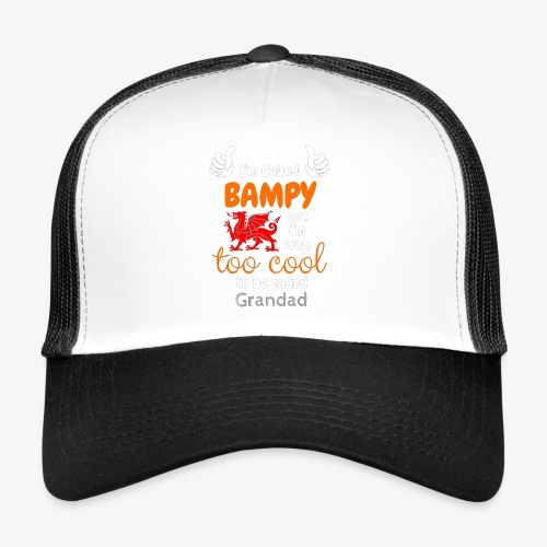 I'm Called BAMPY - Cool Range - Trucker Cap