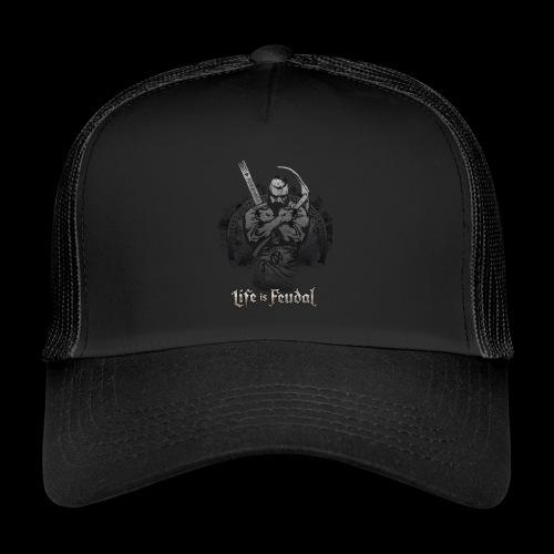 Life is Feudal Steam Badge 1 - Trucker Cap