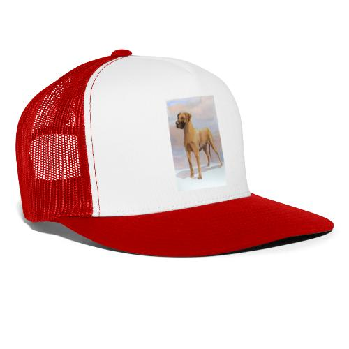 Great Dane Yellow - Trucker Cap