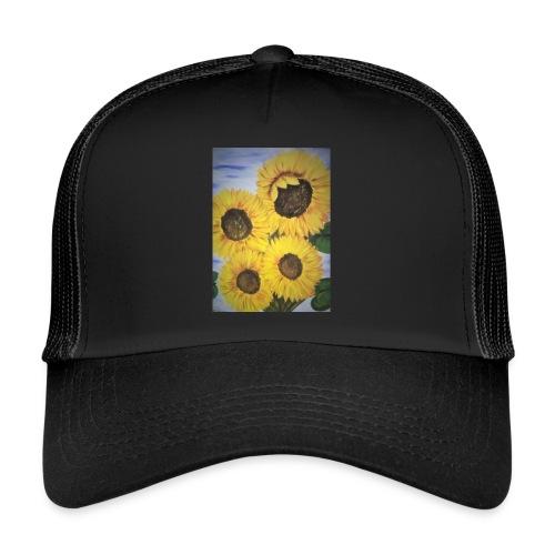 SonnenblumeIMG 20180815 090758 - Trucker Cap