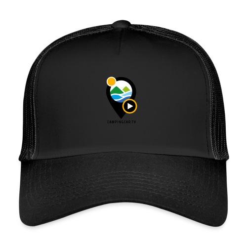 Picto CCTV Black - Trucker Cap
