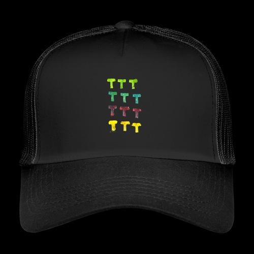 Original Color T BY TAiTO - Trucker Cap