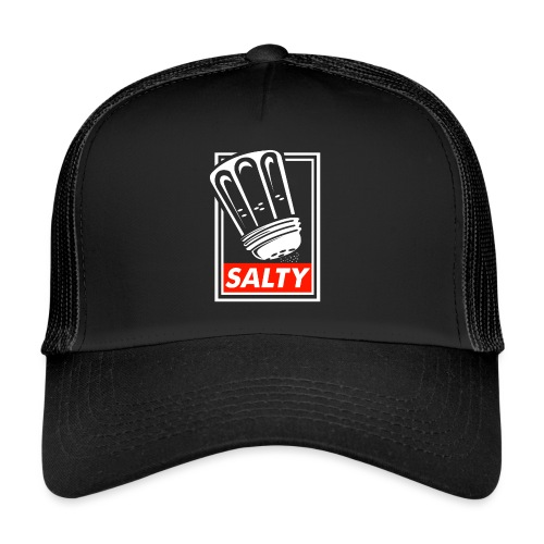 Salty white - Trucker Cap