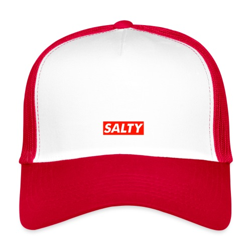 Salty white - Trucker Cap