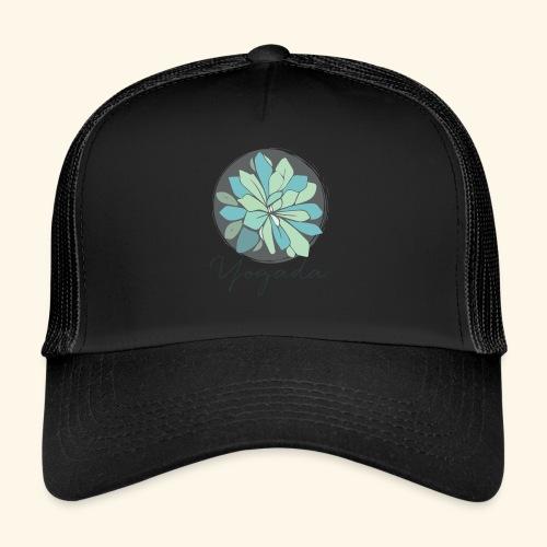 Yogada Logo - Trucker Cap