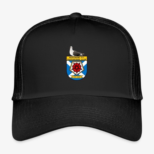Montrose FC Supporters Club Seagull - Trucker Cap