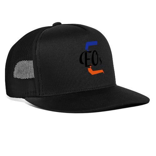 Logo peter - Trucker Cap